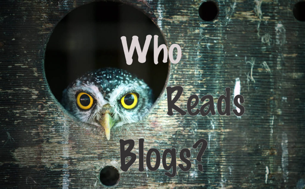 Why Bother With a Business Blog?